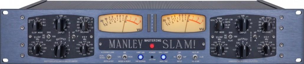 manley slam mastering compressor limiter